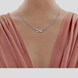 Tiffany Infinity Necklace